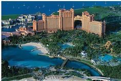 One of my favorite vacation spots ever!  The Bahamas!  We'll be going again this year.