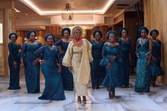 Taje Prest is Daring and Sultry for The Couture By Makioba Staple Collection African Beauty, African Fashion, Nigerian Fashion, Afro, Agbada Styles, Native Wears, Latest Aso Ebi Styles, African Wedding Dress, Bride Makeup