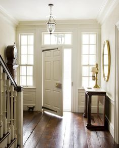 G.P. Schafer Architect, PLLC Colonial Revival Entry Door