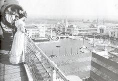 "1893 Chicago World's Fair.  ""The White City"""