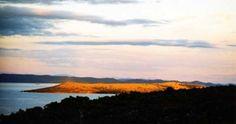 Insel Lavdara in Kroatien