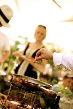 elopment tuscany food and wedding