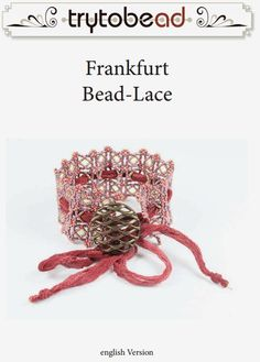 Free instructions for Frankfurt Beaded Bracelet