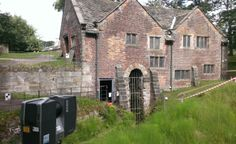 3D laser scan with the Faro Focus 3D of the historic Dunham Massey Saw Mill.