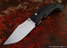 Steel Reviews: Ganzo G711 inspired by Benchmade