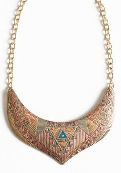 Decoded Signs Necklace