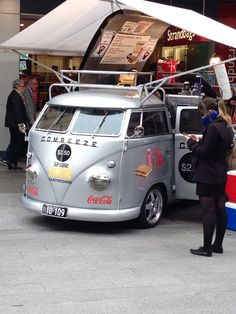 VW Food Van, Arundell Mall , Adelaide.