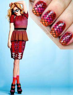 Lookbookyou: Nail Art!