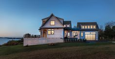 Terrific Environmentally Friendly House Designs Ideas in Exterior Beach design ideas with balustrade deck exterior stairs gable roof garage