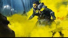 Apex Legends-Caustic Gaming Wallpaper