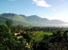 Good Morning Garut - West Java, Indonesia