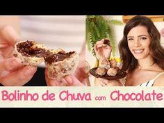 BOLINHO de CHUVA recheado com CHOCOLATE | TPM, pra que te quero? - YouTube