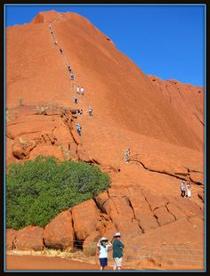 Uluru (also known as Ayers Rock), Uluṟu-Kata Tjuṯa National Park, Australia; UNESCO World Heritage Site