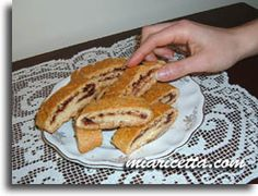 paste the jam Jam Cookies, Biscotti Cookies, Christmas Cookies, Waffles, Biscuits, French Toast, Muffins, Pasta, Snacks