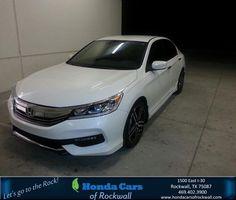 https://flic.kr/p/z61ciX | Congratulations Delita on your #Honda #Accord Sedan from Keith McFarlin at Honda Cars of Rockwall! | deliverymaxx.com/DealerReviews.aspx?DealerCode=VSDF