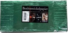 Bonbonwickelpapier Bund Aluminium ca. Cover, Candy, Paper, Blankets