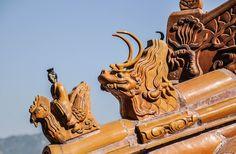 Czekolada z farszem: Pekin Pekin, Lion Sculpture, Statue, Sculptures, Sculpture