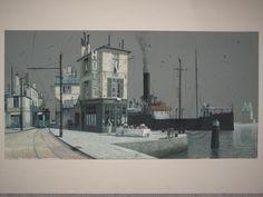 James McNaught La Grande Bouffe, Watercolour and Gouache, 2013 Truro College, London Art Fair, Chaim Soutine, Fantasy Concept Art, Glasgow School Of Art, Affordable Art Fair, Royal College Of Art, Watercolor Paintings, Watercolour