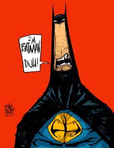 Batman - Skottie Young