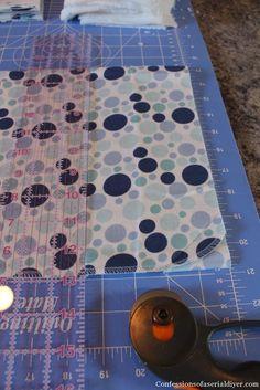 Receiving Blanket Quilt 4