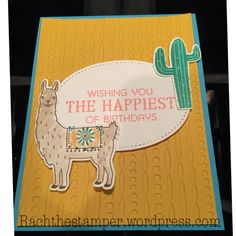 A Fun Gift box, Stampin' Up! – Rachthestamper