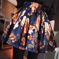 I really need to learn how to sew flared A lined skirts.  My grandma made me one in HS that no one knew was home made and I got TONS of compliments on.  Also, I can never find skirts that are long enough.  Plus I am ridiculously picky about textures and patterns.