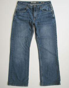 380c736318656 BUCKLE BKE MENS 32 X 30 TYLER BOOT CUT JEANS HEMMED #Buckle Cut Jeans,
