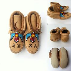 Updates from JamieGentryDesigns on Etsy Beaded Moccasins, Leather Moccasins, Native Boots, Outdoor Wear, Unique Jewelry, Handmade Gifts, Black Sand, Beading Ideas, Dream Catchers