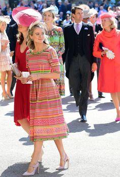 Οι καλύτερα ντυμένοι στο γάμο του Πρίγκιπα Χάρι και της Μέγκαν Μαρκλ – Fashion | Food | Travel
