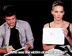 Haha poor Jen