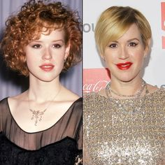 molly ringwald Stars: Then and Now Molly Ringwald, Celebrity Pictures, Celebrity News, Celebrity Couples, Bad Celebrity Plastic Surgery, Celebrities Then And Now, Young Celebrities, Stars Then And Now, Child Actors