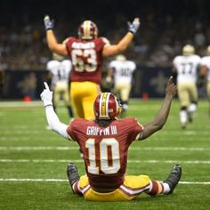 Denying a rift with Mike Shanahan 5bd4edce7