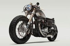 Classified Moto Yamaha XS650 cafe racer