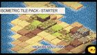 2D Isometric Tile Starter Pack This set consists of 219 tiles.  With this 2D package, you have all you need to start building isometric worlds for your games.  Update 1.2 brings over 140 new Tiles such as shores, more transition tiles, a new stone wall, wood variations, a water block and much more.  Update 1.1 there are now lava tiles, various brick tiles, snow tiles, crack overlays and more.  The tiles come in high resolution and can be sized down to a lower res while remaining a high…