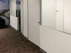 Partition Ideas, Partition Design, Glass Office Partitions, Glass Partition, Kitchen Appliances, Construction, Design Ideas, Australia, Modern