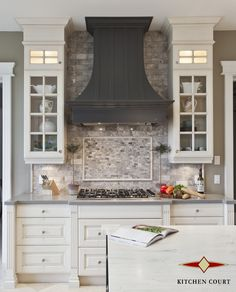 The kitchen is the heart of the home. Call Kitchen Court to set up a complimentary design consultation for the heart of your home!