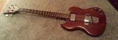 Guild Jetstar Bass vintage Gibson SG EB-0 Style Tausch g Fender P in Baden-Württemberg - Waghäusel | Musikinstrumente und Zubehör gebraucht kaufen | eBay Kleinanzeigen
