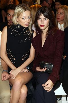 C'est Chic: The Most Stylish Front Rows & Parties at Paris Fashion Week