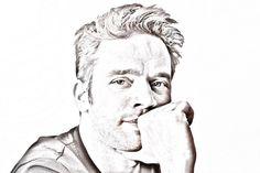 rendu transformer portrait dessin photoshop