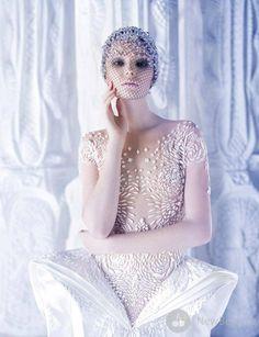 Michael Cinco Haute Couture Wedding dresses