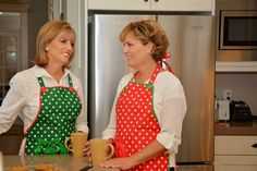Get your Red or Green holiday aprons at Flirty Aprons now!  Use coupon code EVERYTHING35 for 35% off your order!!!