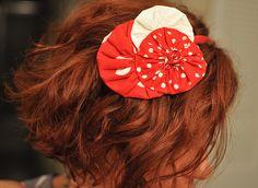 Yo-yo headband