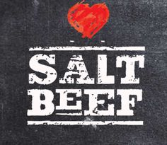 Love Salt Beef's branding and website designed by the fabl.  Whether you want to 'cook it', ' eat it' or 'buy it' the salt beef website is the portal to a succulent world!  For more information visit http://www.saltbeef.com