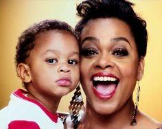 Jill Scott and son. I luv her! Beautiful Family, Black Is Beautiful, Beautiful People, Simply Beautiful, Beautiful Women, Jill Scott, Best Female Artists, Tamar Braxton, Neo Soul