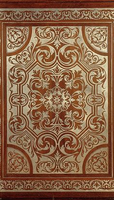 Armoire Cabinet, Les Oeuvres, Rugs, French, Decor, Cedar Wood, Acanthus, Marquetry, 18th Century