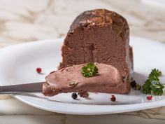 Recette de cuisine Marmiton Venison, Pain, Ice Cream, Pudding, Desserts, Recipes, Food, Charcuterie, Parsley
