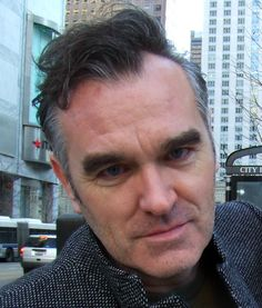 Morrissey ~So Handsome!