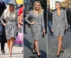Lady Gaga, Teresa Palmer y Kim Kardashian, de Salvatore Ferragamo