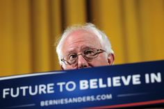 When Bernie Sanders, Conventional Politician, Called for Still More Mass Incarceration