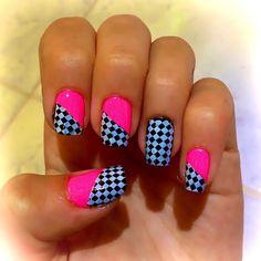 Instagram photo by mari_y0n #nail #nails #nailart by babegotback
